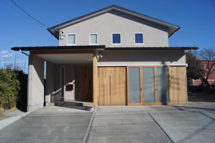 長泉町T様邸「2世帯住宅」完成しました