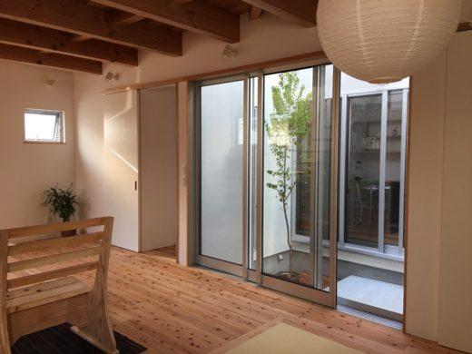 今週末「建築家×裾野の家」完成見学会を開催します