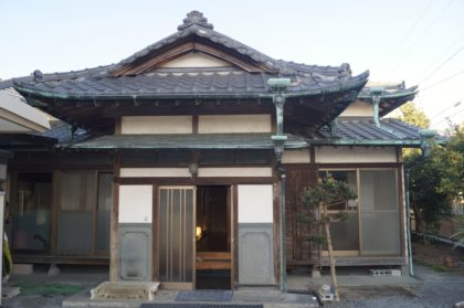 富士市で平屋リノベーションはじまります