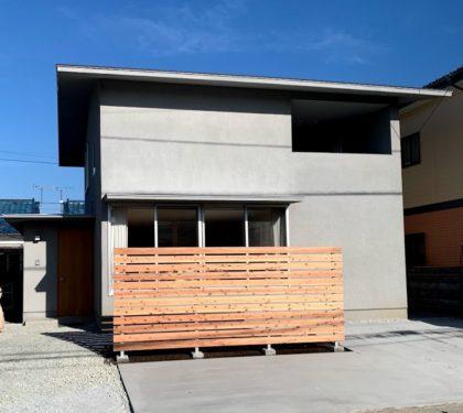 函南町O様邸完成しました